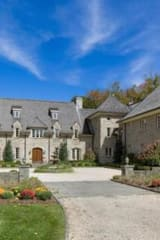 Bedford Country Stone Manor Offers Privacy, Charm