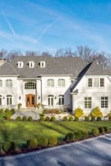 Majestic Katonah Home Features European Details