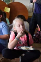 Ridgefield Academy Students Sample Taste Of World Hunger Issues