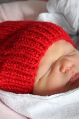 WPH's Little Red Hats Raise Awareness for Congenital Heart Defects
