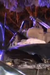 Detective Killed When His SUV Crashes Into Yonkers Fire Truck