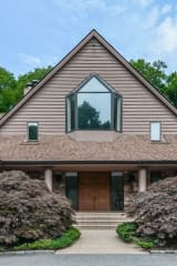 Architectural Gem In Armonk Provides Spacious Retreat With 8+ Acres