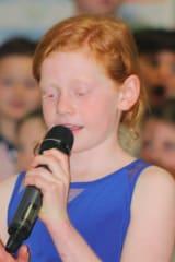 Third-Graders At Holmes School In Darien Perform World Songs