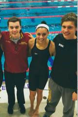 Wilton Wahoo Swimmers Head To Regional Championships