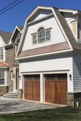 Newly-Constructed Nantucket Colonial Sits In Heart Of Old Greenwich