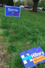 Primary Day Hits Stamford As Voters Head To The Polls