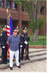 Fairfield Police Detective Retires After Three Decades Of Service