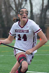 10-Point Performance Earns Conference Award For Lacrosse Player From Wilton