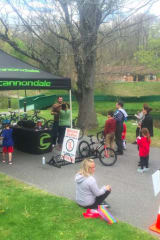 Danbury Police Help Out At YMCA's Healthy Kids Day