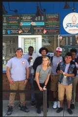 Justice And Law Academy Students Hit The Sound With Norwalk Marine Police
