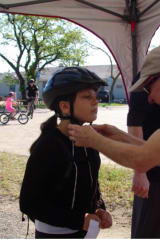 Kids Learn Safety At Fairfield's Bicycle Safety Rodeo