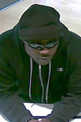 Fairfield Police Release Photos, Video Of Bank Robbery Suspect