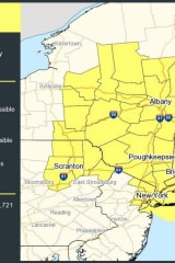 Tornado Watch In Effect For Westchester