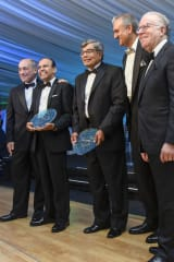 Tarrytown Physician Honored At Westchester Medical Center Gala