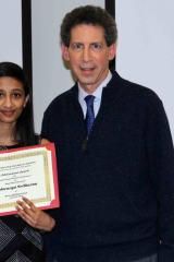 Briarcliff HS Senior Earns Chemical Society Award