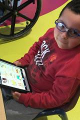 App Helps Kids Communicate At Sunshine Children's Home In Ossining