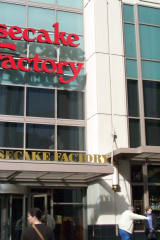 Rumors Swirl Cheesecake Factory Will Replace P.F. Chang's In Stamford