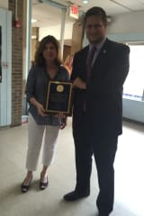 West Patent Educator Earns Excellence In Teaching Award