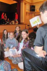Irvington Students Explore French, Spanish At World Language Fair