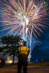 Fireworks, Parade And More Close Out Barnum Festival In Bridgeport