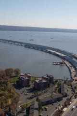 Mild Weather Helps Crews Working On Tappan Zee Bridge