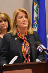 Fairfield's Kupchick, Animal Advocates Call For Passage Of Desmond's Law