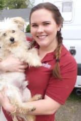 Dogs Seeking Adoption Get Makeovers At Danbury Animal Welfare Society