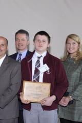 Darien Student Honored At Eesmarts Contest