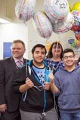 Westchester High School App For Hunger Lands National Prize For Innovation