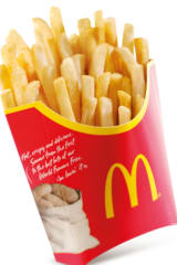 McDonald's Testing Unlimited, All-You-Can Eat Fries In Missouri
