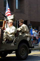 Westport's Annual Memorial Day Parade, Service Kicks Off Monday