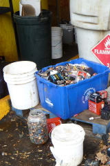 Hazardous Waste Drop-Off Takes Place In Newtown For Danbury Residents