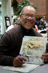 Happy Birthday To Croton''s Jerry Pinkney