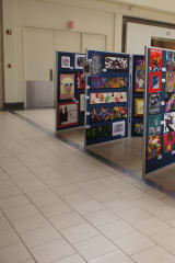 Lakeland School District Holds Annual Art Week At Jefferson Valley Mall