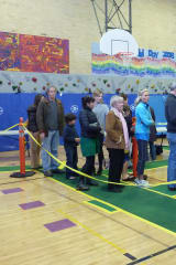 How Westport Cast Its Ballots In Presidential Primary