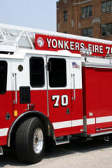 Overnight Fire Leaves Five Families Displaced In Yonkers