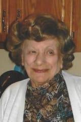 Jane V. DiLeo, 95, Former Rye Brook Resident