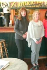 New Canaan Realtors Give Out Free Coffee Wednesday At Zumbach's