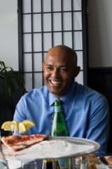 Mariano Rivera Spotted At Patsy's Pizzeria In New Rochelle