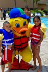 Stewie The Duck To Teach Norwalk Kids About Water Safety