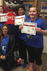 Two Greenwich Teams Advance To Odyssey Of The Mind World Finals