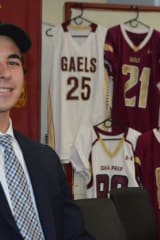 Cannistraci Finds His Athletic Calling At New Rochelle's Iona Prep