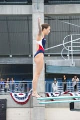 Rye Native Competes In World Junior Diving Championship