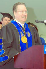 Michael J. Smith Inaugurated As Berkeley College President
