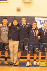 Edgemont Wrestling Does Well In Two Tournaments
