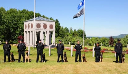 Seven New Canine Teams Graduate From State Police Training
