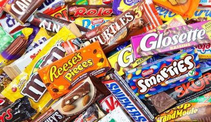 Chocolate Wars: Snack Food Giant Mondelez Makes Move To Grab Hershey