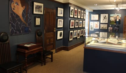 Townwide Student Art Show Planned For Pequot Library in Fairfield