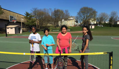 Port Chester Middle School Launches Second Tennis Season