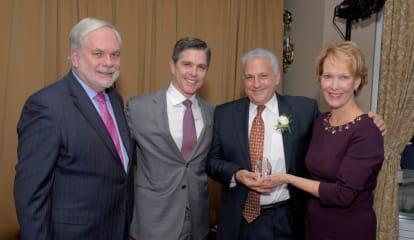 Leadership Award Presented At Recent Briarcliff Manor Gala